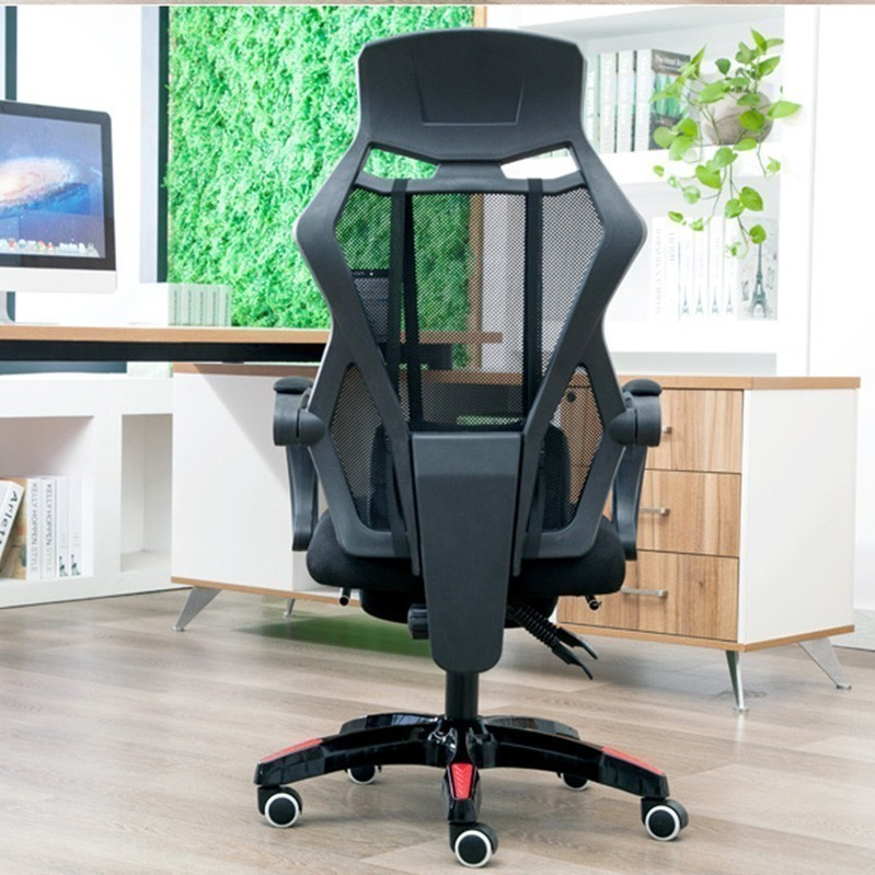 Купить с кэшбэком New Lie Computer Household To Work Chair Rise And Fall Revolving Staff Member Competition Net bar games electronic comfort Hot