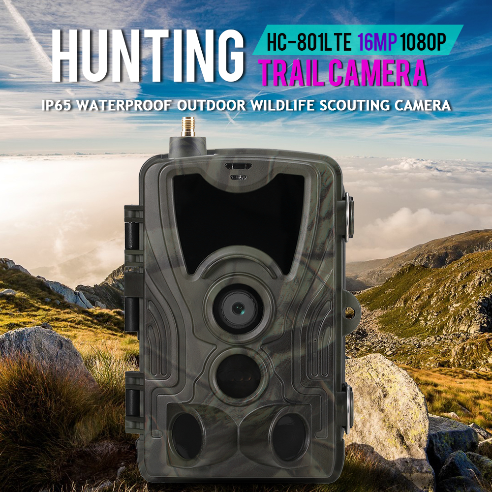 16MP 1080P Trail Hunting Camera  Wild Scouting Camera with PIR Sensor Infrared 65ft Night Vision 0.3s Super Fast Trigger IP6516MP 1080P Trail Hunting Camera  Wild Scouting Camera with PIR Sensor Infrared 65ft Night Vision 0.3s Super Fast Trigger IP65