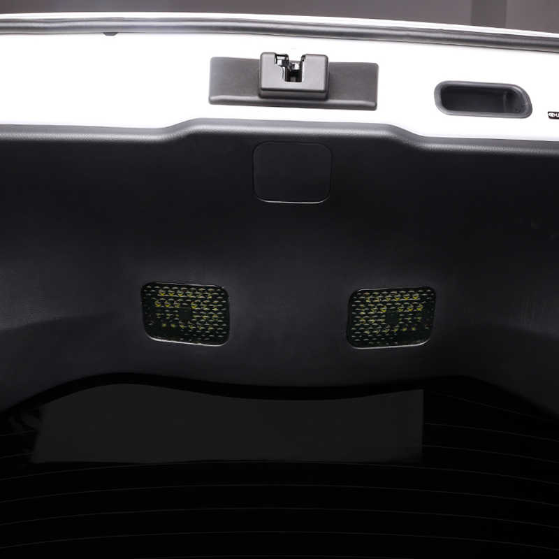 مهرا حرق 2 PcsS/مجموعة سيارة سقف/جذع مصابيح للقراءة LED المغناطيسي مصباح لتويوتا CHR C-HR 2016 2017 2018 سيارة التصميم
