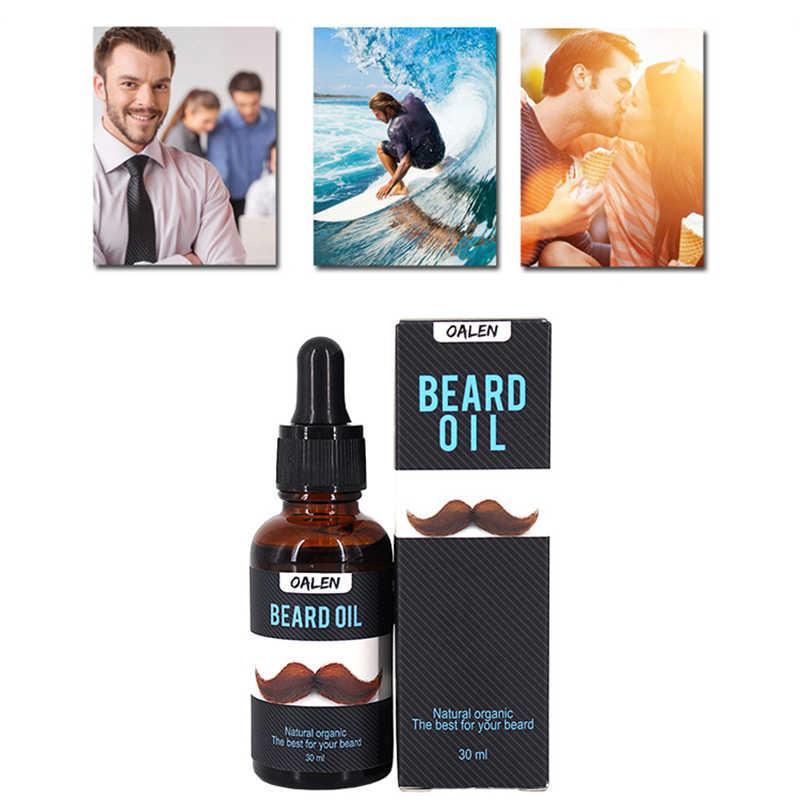 Beard Oil Set Moisturizing Treatment Beard Moisturizes Facial Hair Moustache Oils Pure Organic Beard Oil Growth shaping Healthy