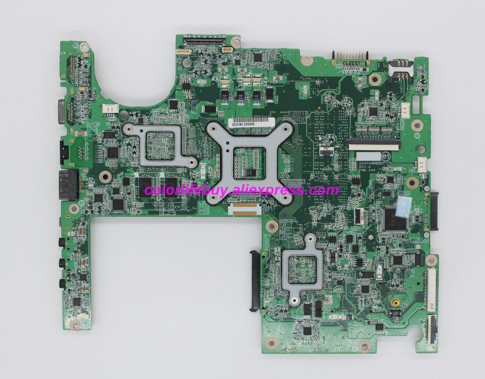 Image 2 - Genuine CN 0TR557 0TR557 TR557 DA0FM9MB8D1 HD4570 Video Card Laptop Motherboard Mainboard for Dell Studio 1557 Notebook PC-in Laptop Motherboard from Computer & Office