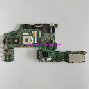 Image 1 - Оригинальная материнская плата для ноутбука Lenovo ThinkPad T530 T530i, FRU:04X1491 488.4qe19. 031 11222 3 Вт 5400M/1 Гб, материнская плата для ноутбука
