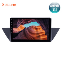 Seicane Android 8.1 for 2009 2013 BMW X1 E84 radio 10.1 inch HD 1024*600 touchscreen autoradio Car GPS navigation mirror link