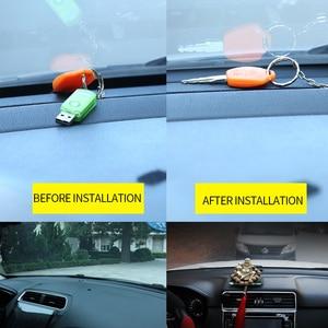 Image 4 - אביזרי רכב רכב רעש בידוד חותם רצועות רכב גומי לוח מחוונים רצועות אוטומטי שמשה קדמית איטום פער מדבקות צליל