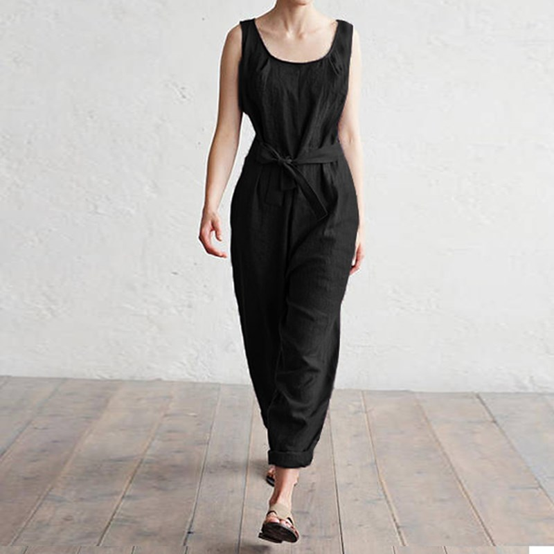 00d3832f1f92 Buy black harem jumpsuit and get free shipping on AliExpress.com