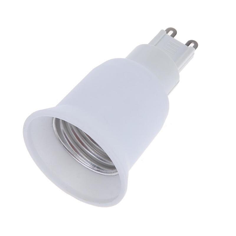 G9 To E27 Socket Base Halogen CFL Light Bulb Lamp Adapter Converter Holder