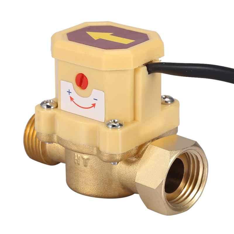 220V G1//2-G1//2 Thread Water Pump Flow Sensor Switch Automatic Control Switch