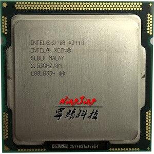 Intel Xeon X3440 2.5 GHz Quad-Core Eight-Thread 95W CPU Processor 8M 95W LGA 1156(China)