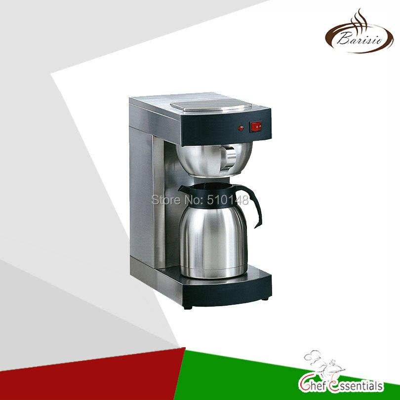 BAGF-RT01 américain en acier inoxydable machine à café goutte à goutte café américain