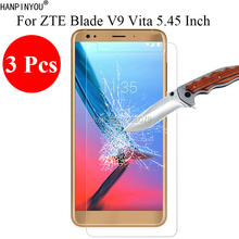 3 Pcs/Lot 9H 2.5D Hard Tempered Glass Screen Protector For Z