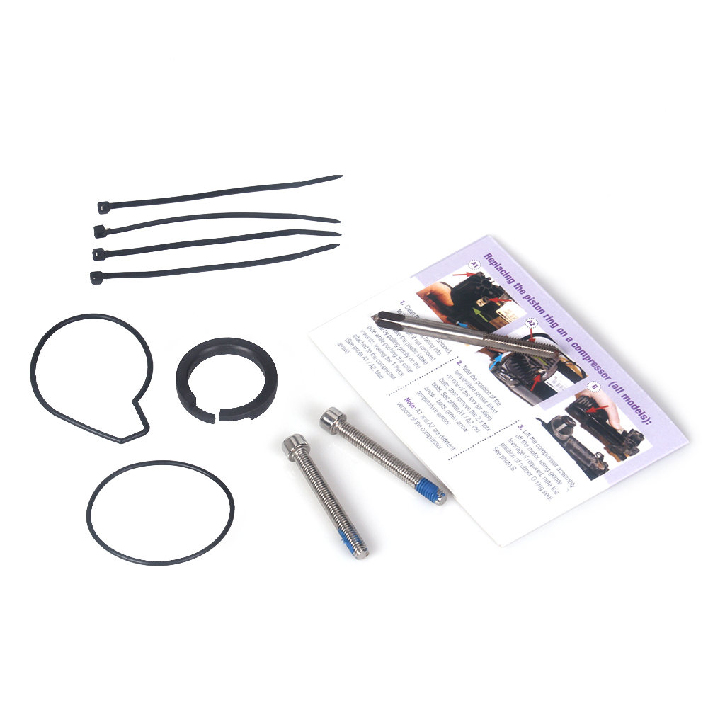Air Suspension Compressor Pump Seal Repair Kit For Landrover Discovery Ii For Audi A8 Q7 For Bmw X5 E53 For Vw Touareg Cool In Summer And Warm In Winter