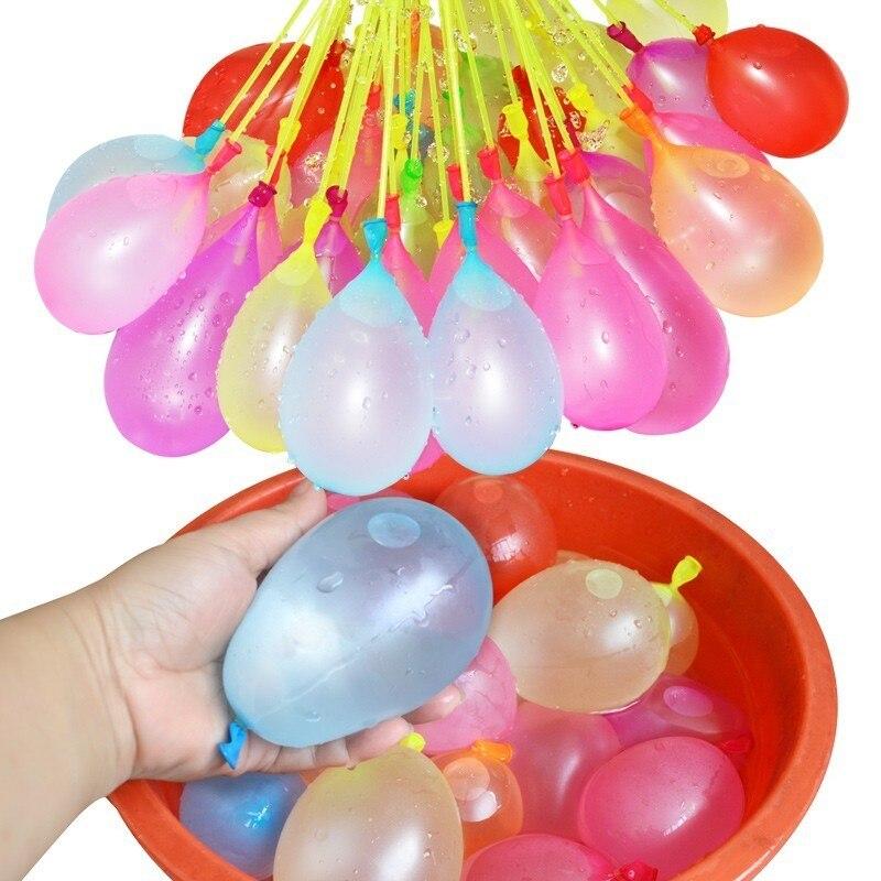 Sammeln & Seltenes 111 Stücke Wasser Bomben Ballon Erstaunliche Füllung Magie Ballon Kinder Wasser Krieg Spiel Liefert Kinder Sommer Im Freien Strand Spielzeug Partei