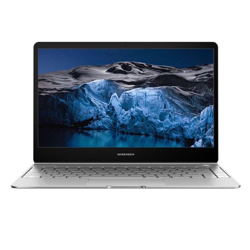 MAIBENBEN Jinmai 6A Laptop 13.3'' Windows 10 Intel N4000 Quad Core 2.2GHz Integr