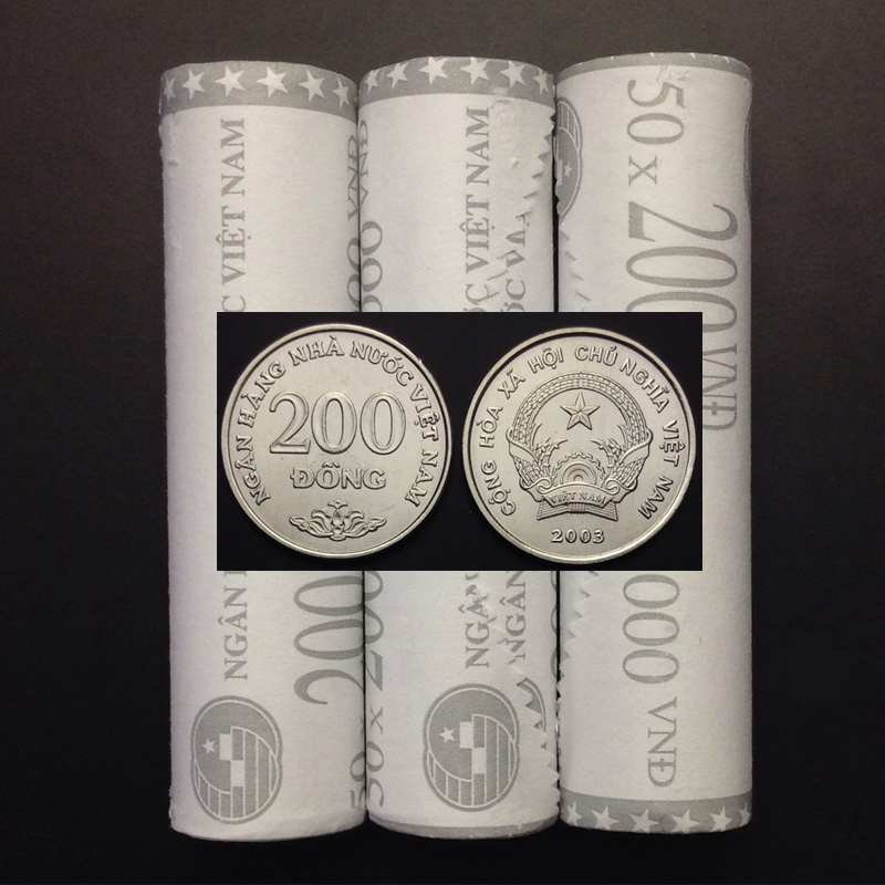 Vitnam Coin, 200 Dong, 2013, KM#71, UNC, Uncirculated Collection, Asia, Gift, Real Genuine Original Coins