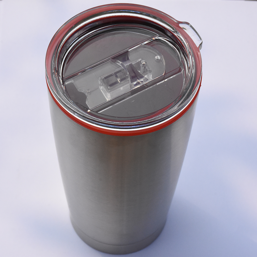 Wowshine <font><b>20oz</b></font> Slim Cruiser Tumbler Vacuum Insulated Double Walled 18/8 Stainless Steel Hydro Travel <font><b>Mug</b></font> Powder Coated Coffee Cup image