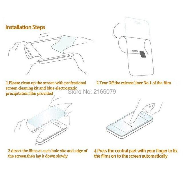 "3 Pcs/Lot New 9H 2.5D Tempered Glass Screen Protector For BlackBerry Priv STV100-1 STV100-3 STV100-4 5.4"" Phone Protective Film"