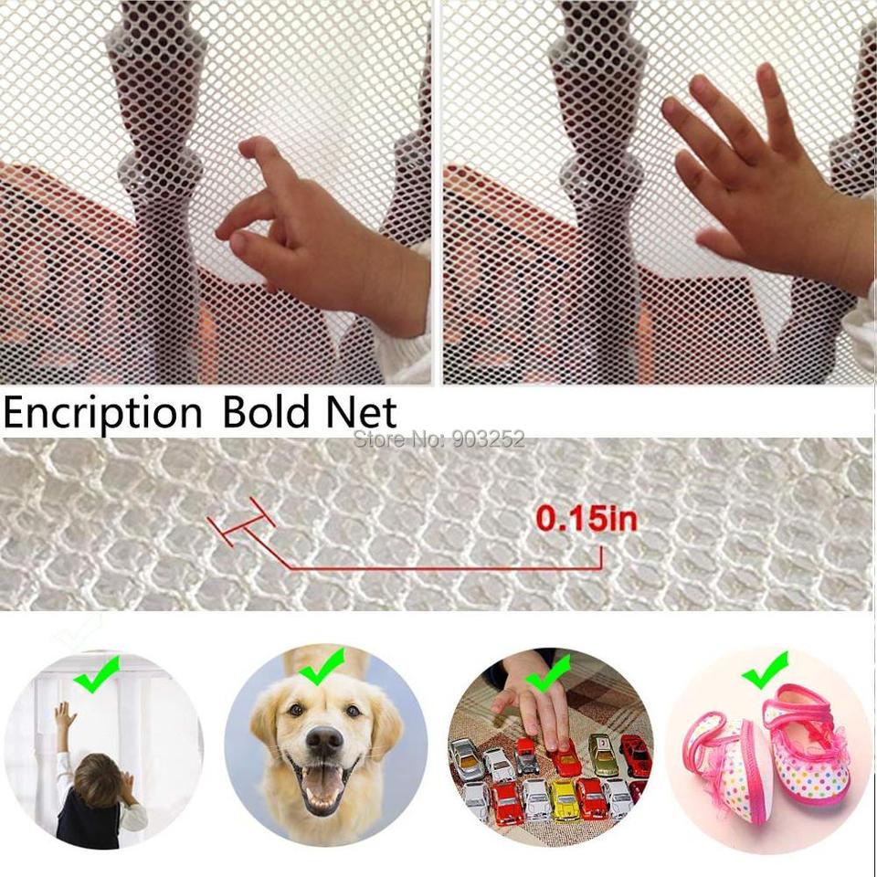 Rete Per Balconi Bambini bambini rete di sicurezza, balcone e scala rete di sicurezza per il bambino  bambino bambini indoor & outdoor-bambino giocattolo dell'animale domestico