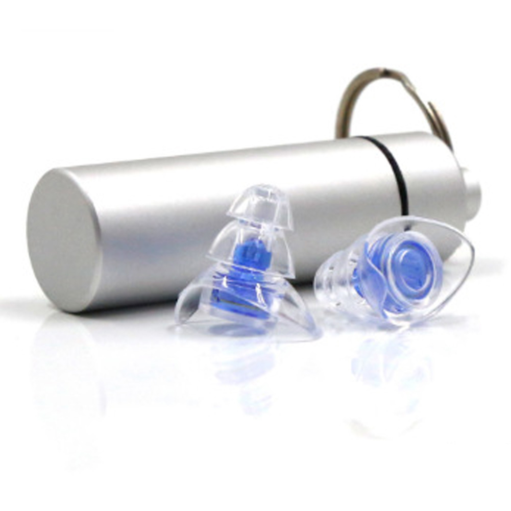 Concerts Hearing Protection Filter Musician Earplugs Ear Plug Reusable Silicone Noise Cancelling Motorcycles