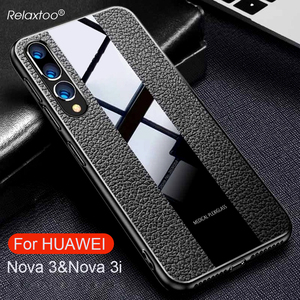 for huawei nova 3 case luxury