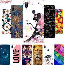 6.2 Cover For Lenovo S5 Pro Case Silicone Soft TPU Phone S5Pro Coque Fashion Cool Cute Print Funda