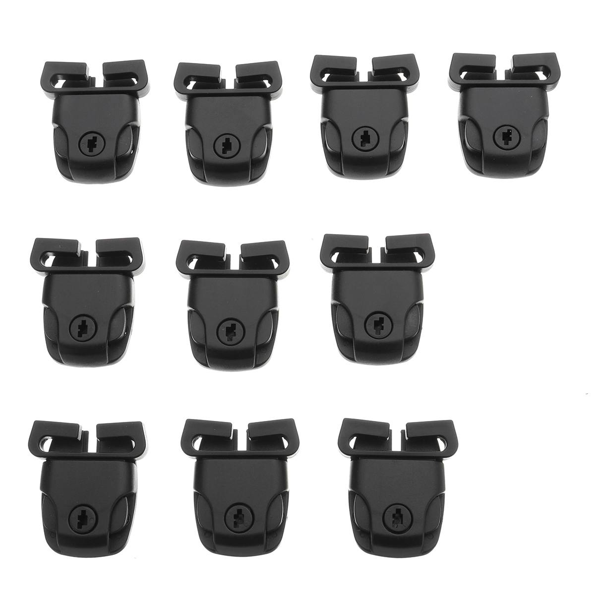 100PCS Spa Hot Tub Cover Broken Latch Repair Kit Clip Lock with Key and Hardware with screw100PCS Spa Hot Tub Cover Broken Latch Repair Kit Clip Lock with Key and Hardware with screw