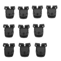 100PCS Spa Hot Tub Cover Broken Latch Repair Kit Clip Lock with Key and Hardware with screw