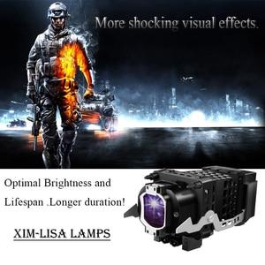 Image 4 - 소니 XL 2400 KDF 46E2000 KDF 50E2000 KDF 50E2010 KDF 55E2000 프로젝터 전구 램프에 대 한 새로운 tv 램프 xl2400 KDF E42A10