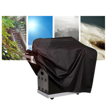BBQ Cover Waterproof Grill Round/Square Heavy Duty Gas Charcoal Electric Barbe Outdoor Barbecue Cover/Accessories