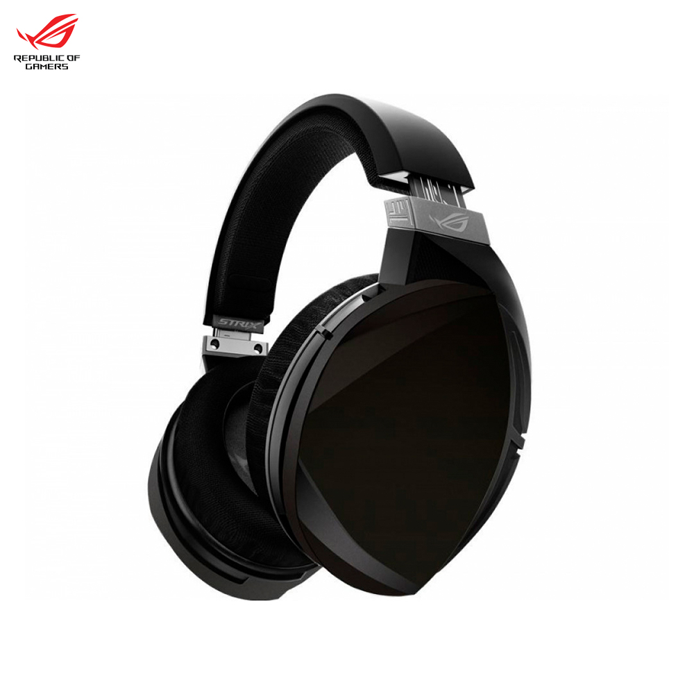 Earphones & Headphones ASUS ROG STRIX FUSION WIRELESS 90YH00Z4-B3UA00 computer wireless headset gaming гарнитура asus rog strix wireless черный 90yh00s1 b3ua00