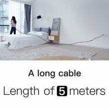 5 メートル/16Ft USB Iphone 5 8 7 6 6 s 2A 高速充電ケーブル可逆アップル iPhone 充電器 Xs X ロングケーブルデータ同期コード