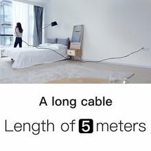 5 M/16Ft USB kable do iPhonea 8 7 6 6 s 2A szybki kabel do ładowania odwracalne dla Apple ładowarka do iPhone'a Xs X długi kabel danych przewód do synchronizacji