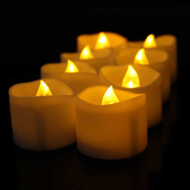 Detail Feedback Questions About 12pcs Flickering Flameless Candles