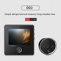 Wireless Doorbell Smart Household Door Viewers Anti burglary Visual Doorbell Viewer Door Eye