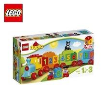Конструктор LEGO DUPLO My First 10847 Поезд «Считай и играй»