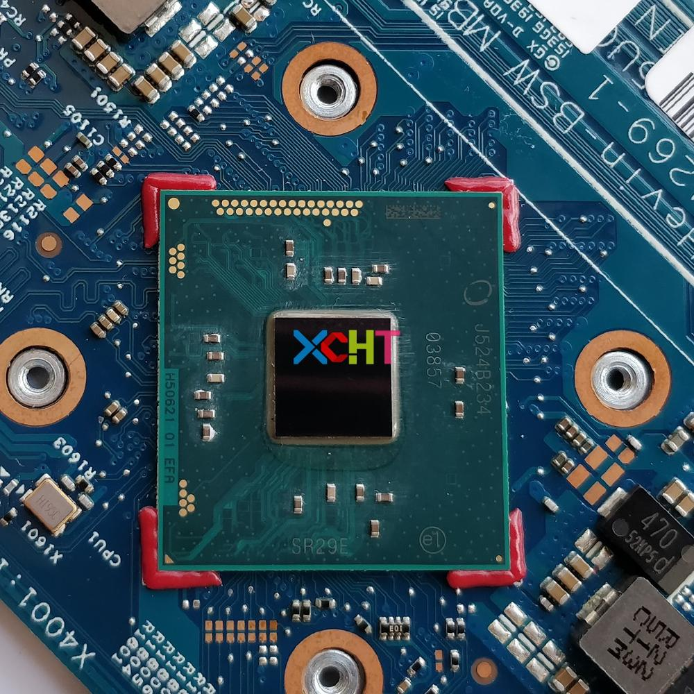 809557 501 809557 001 UMA N3700 CPU For HP Pavilion X360 Convertible 11 11 K 11T K000 Series Laptop PC NB Motherboard Mainboard