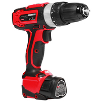 Multi function DC 12V 5230 Rechargeable Electric Screwdriver Tool Household Impact Drill For Woodworking High Quality