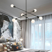 Nordic Minimalist Led Pendant Lights Net Red Fashion Personality Bedroom Pendant Lamp Living Room Restaurant Luminaire Lighting все цены