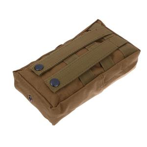 Image 5 - 600D Utility Sports Molle Pouch Tactical Medical Military Tactical Vest Waist Airsoft Bag for Outdoor Hunting Pack Equipment Cam