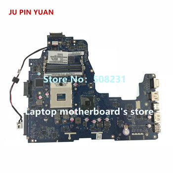 JU PIN YUAN K000104250 LA-6061P mainboard for Toshiba Satellite A660 A665 laptop motherboard fully Tested laptop motherboard for msi ge620 ms 16g51 system mainboard fully tested and good quality