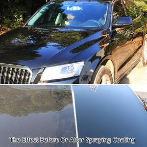 Image 3 - 100ml otomatik Anti scratch sprey tipi kristal kaplama sıvı seramik kaplama 9H araba cila boya bakım cilalı cam kaplama