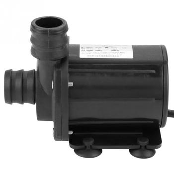 Mini DC Brushless Submersible Water Pump 24V JT-1000A-24 Flow 2000L/H 5m Hydraulic Head DC Water Pump pompa