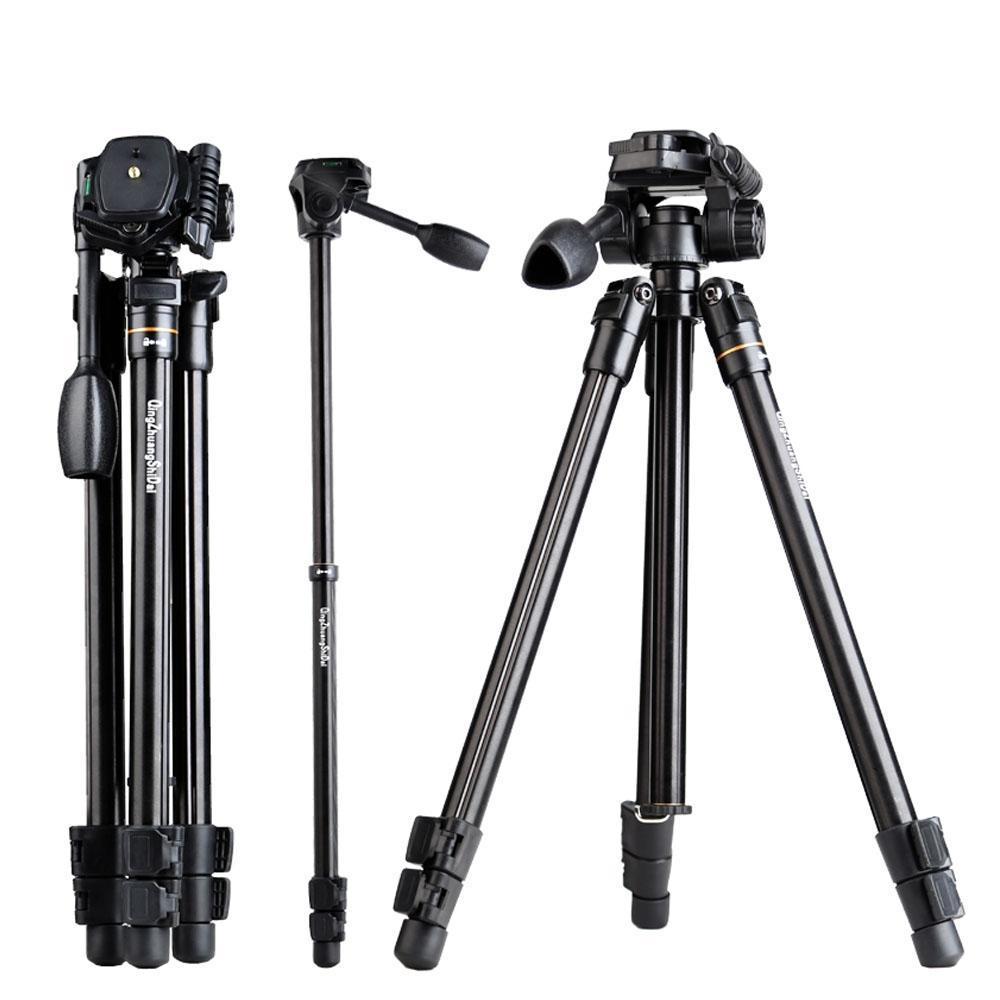 Voyage numérique caméra smartphone QZSD Chaude caméra pas cher 5 kg trépied trépied stand 52 ''dslr titulaire charge trépied pour q109 NOUVEAU compact