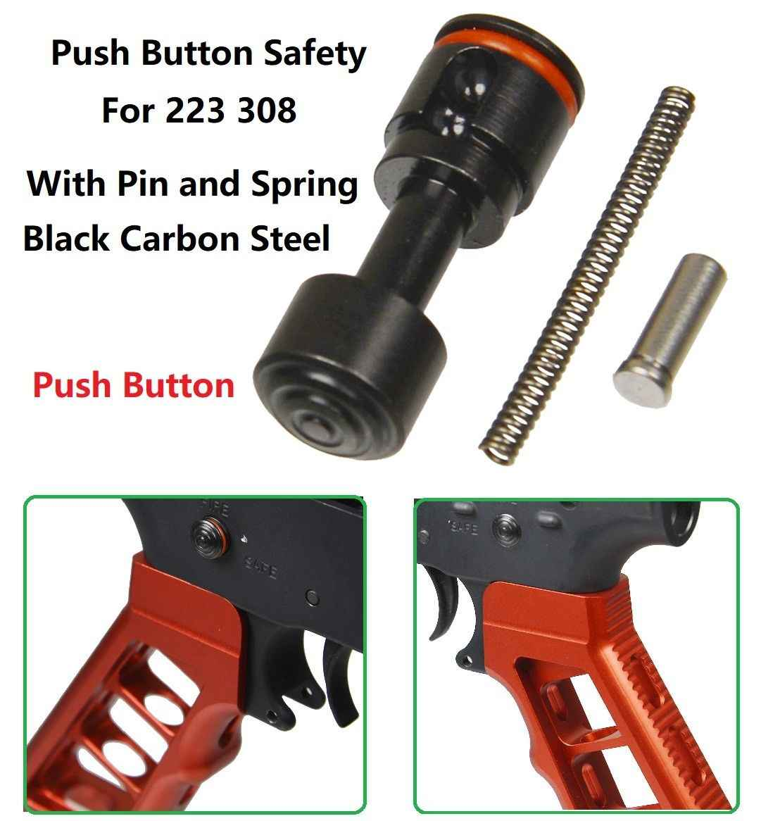 Detail Feedback Questions about Magorui Tactical Push Button