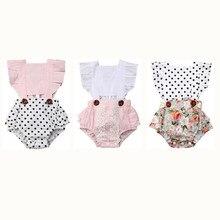 Baby Girls Cotton Romper 2019 New Arrival Newborn B
