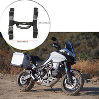 For Ducati multistrada 950 1200s 1260 enduro Handle for Aluminum Side Box 600D Oxford For BMW r1200gs F800gs F700 650GS ADV