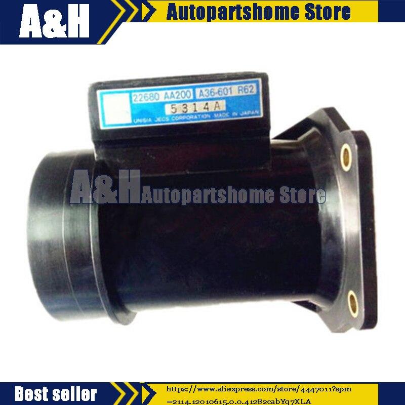 Remanufactured Mass Air Flow Sensor Meter For SU BARU SVX OEM 22680 AA200 A36 601 R62|Air Flow Meter| |  - title=