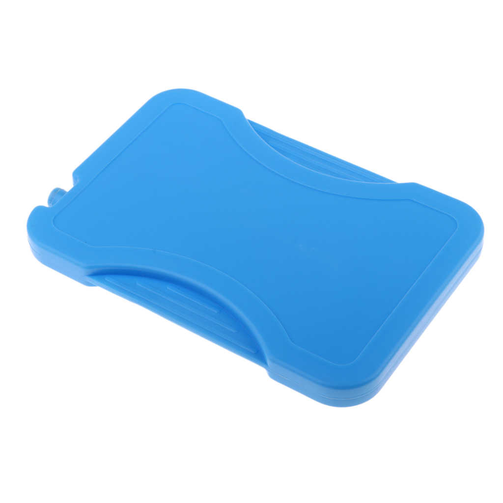 250ml Reusable Ice Pack For Lunch Box - Slim, Lightweight Freezer Cold Packs