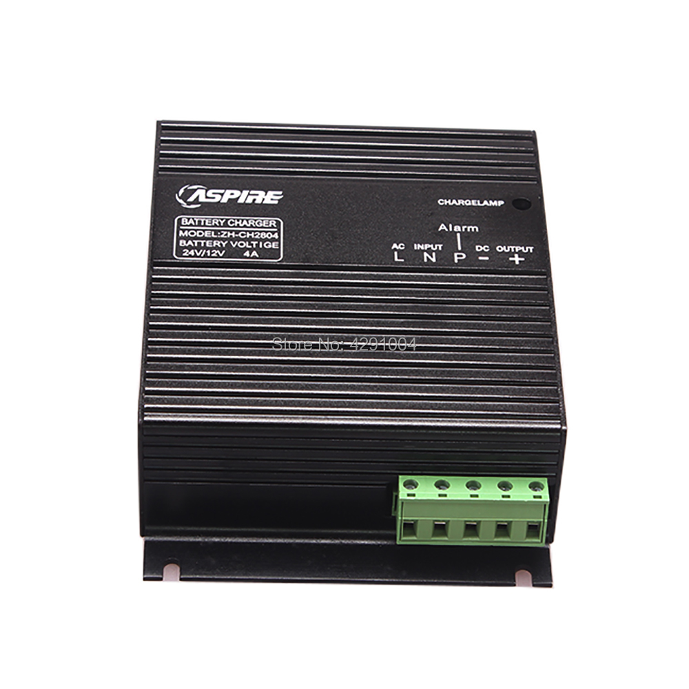 12V 24V Aspire Dynamo Genset Generator Intelligent Battery Charger 4A from China Factory-in Generator Parts & Accessories from Home Improvement    2
