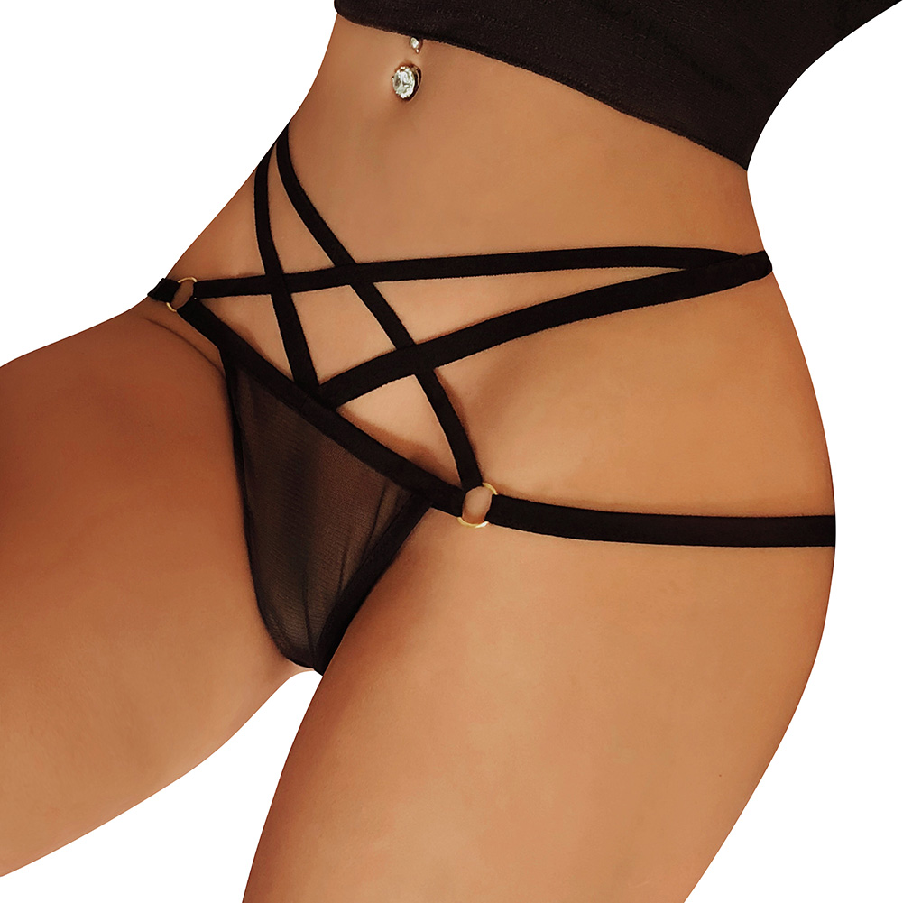 Women/'s Lace Floral G-string Panties Thongs Lingerie Underwear Briefs Knickers