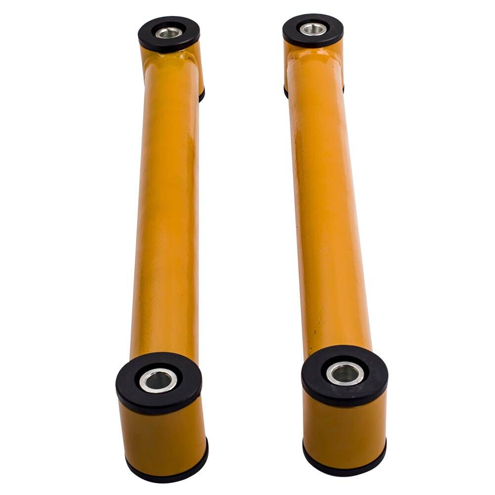 4 pces suspensão 2 arms 3 arms braços de controle dianteiros do elevador para dodge ram 2500/3500 03 09 suspensão do ouro superior & inferior conjunto de braços de controle - 2